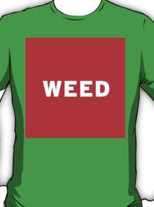 Weed | Lust Brick T-Shirt