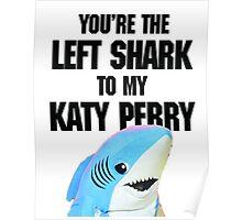 Left Shark Poster