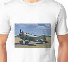 "Polikarpov I-16 ""Rata"" D-EPRN red 9 Unisex T-Shirt"