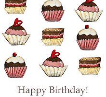Happy Birthday  by Valeria  Franco
