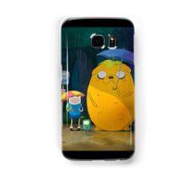 adventure time  Samsung Galaxy Case/Skin