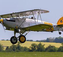 Hawker Nimrod II K3661/G-BURZ by Colin Smedley