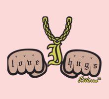 I Love Hugs by lilterra.com One Piece - Long Sleeve