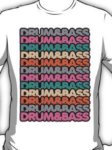 Drum & Bass (fierce) T-Shirt