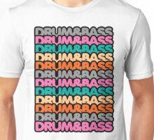 Drum & Bass (fierce) Unisex T-Shirt