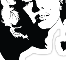 Marylin Monroe Sticker