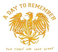 A Day To Remember - For Those Who Have Heart Album Cover by esmor