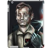 Peter Venkman iPad Case/Skin