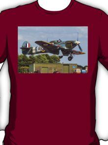 Hawker Hurricane IIB BE505/XP-L G-HHII T-Shirt