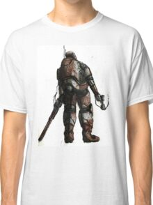 Rusted FIghter Classic T-Shirt