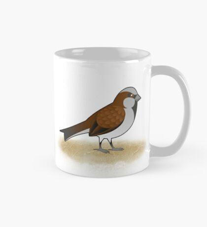 Bird Mug - House Sparrow Mug