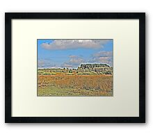 Nature for Artistic Needs Framed Print