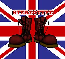 Stereotype - Oxbloods by SquareDog