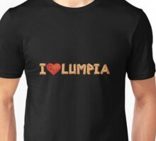 I Love Lumpia (Alternate) Unisex T-Shirt