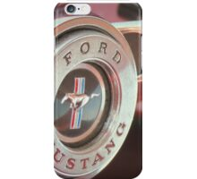 Mustang Sally iPhone Case/Skin