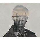 True Detective - Rust Cohle  by Selfcontrol