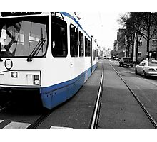 Amsterdam Trolley Photographic Print