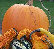 Halloween Veggies by ChereeCheree