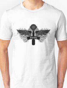 Portafilter Power Black Edition Unisex T-Shirt