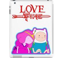LOVE TIME iPad Case/Skin