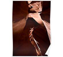 Desert Staircase Poster