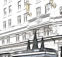 Strand Palace Hotel by shalisa