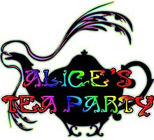 Alice's Tea Party Official by Alices-TeaParty
