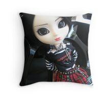 Rida - 1 Throw Pillow
