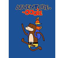 Adventure-Oooie Photographic Print