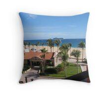 Cabo San Lucas Throw Pillow