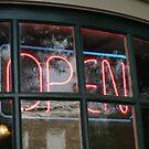 Bar's Open by John Ayo