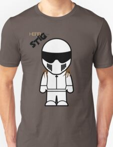 The Stig - Herr Stig Unisex T-Shirt
