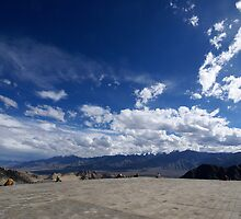 Leh panorama by bigyahu