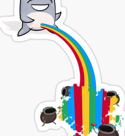 _Bonus Level_ Peebow VS Bugs Sticker
