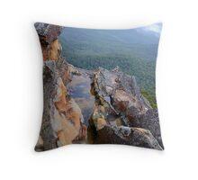 Blue Mountains National Park Throw Pillow