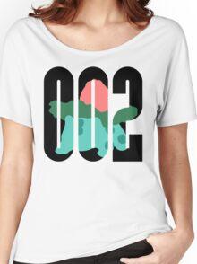 #002 Ivysaur Women's Relaxed Fit T-Shirt