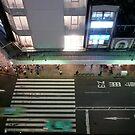 Shijo-dori, Kyoto by geikomaiko