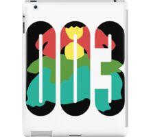 #003 Venusaur iPad Case/Skin