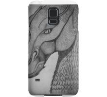 Eragon: Saphira pencil drawing Samsung Galaxy Case/Skin