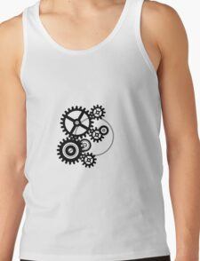 I am Gears Tank Top