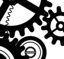 I am Gears Sticker