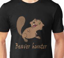Beaver Hunter Unisex T-Shirt