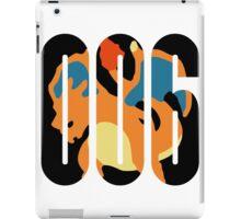 #006 Charizard iPad Case/Skin