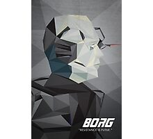 Borg Photographic Print