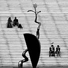 Stairs by Luca Mancinelli