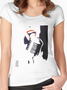 dGZ Women's Fitted Scoop T-Shirt