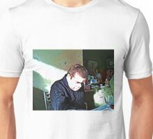 Ole in deep thought. Unisex T-Shirt