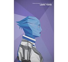 Liara T'Soni Photographic Print