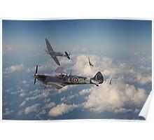 Spitfire - 'Tally Ho' Poster
