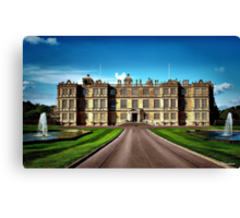 Longleat House-Wiltshire-England Canvas Print